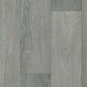0561 Non Slip Wood Effect Felt Back Vinyl Flooring