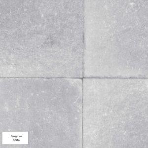 Sample- 0664 Stone Effect Anti Slip Vinyl Flooring