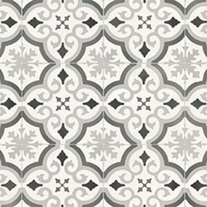 MAPL1516 Designer Tile Effect Anti Slip Vinyl Flooring