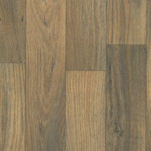 Sample of 4416 Anti Slip Wood Plank Flooring Roll