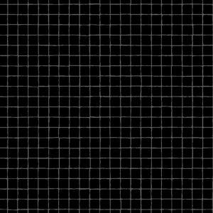 6165 Black Squared Non Slip Vinyl Flooring