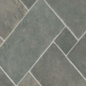 585 Atlas Alhambra Stone Effect Non Slip Vinyl Flooring