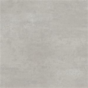 Sample of Polyflor Light Grey Concrete 9858 Commercial Plain Effect Vinyl Flooring