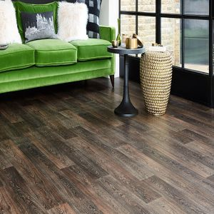 749 Wood Effect Anti Slip Vinyl Flooring