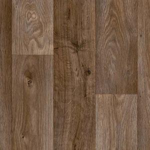 2m (Width) X 2m (Length) Wood Effect Anti Slip Vinyl Flooring