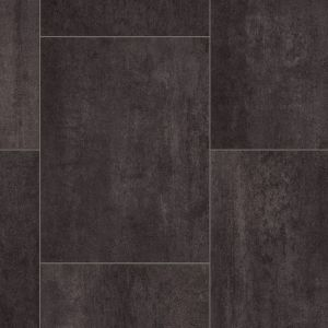 579B Anti Slip Tile Effect Vinyl Flooring