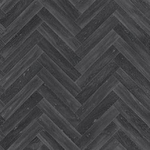 Lifestyle BaroqueDusk Herringbone Vinyl Flooring