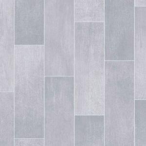 097L Tile Effect Anti Slip Vinyl Flooring