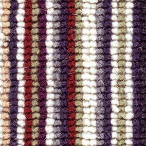 Cheltenham Stripe 07 Royal Blue Red Carpet