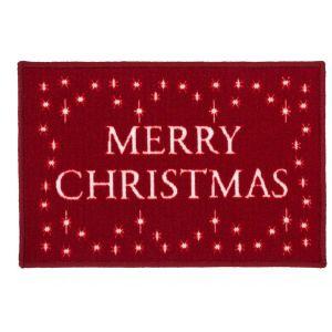 Christmas Mat 1B – Merry Christmas 40cm X 60cm -1