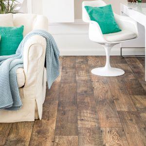 Sample-548 D Anti Slip Wooden Effect Vinyl Flooring