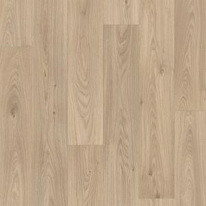 Coral Springs Textile Backing Anti Slip Wood Effect Vinyl Flooring