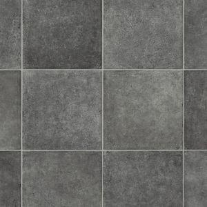 FFEP597F Tile Effect Anti Slip Vinyl Flooring