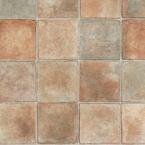 0447 Anti Slip Tile Effect Luxury Vinyl Flooring