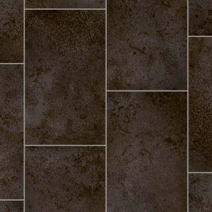 0599 Tile Effect Anti Slip Vinyl Flooring