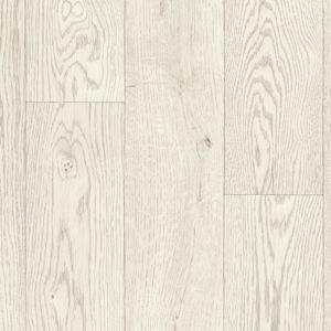 Sampe of Leawood Bleached Wooden Effect Vinyl Flooring
