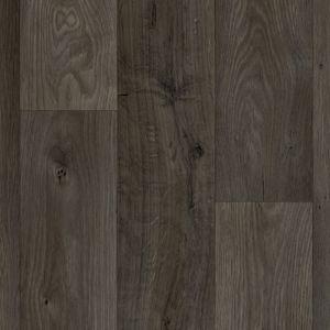Leawood Charcoal Wood Effect Vinyl Flooring