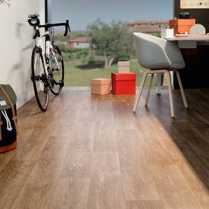 0645 Allure Wood Effect Anti Slip Vinyl Flooring