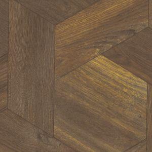 EL OSO Felt Backing Wooden Effect Vinyl Flooring