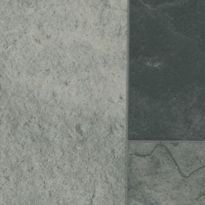 MONUMENTO DE GOYA Tile Effect Felt Backing Vinyl Flooring