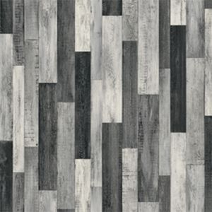 Muscle Beach Wooden Effect Anti Slip Vinyl Flooring