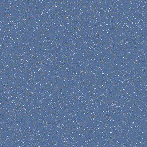 0677 Blue Speckled Effect Anti Slip Vinyl Flooring