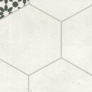 090L Anti Slip Tile Effect Vinyl Flooring