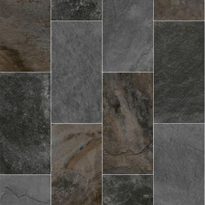 ASRM699E Non Slip Stone Effect Vinyl Flooring