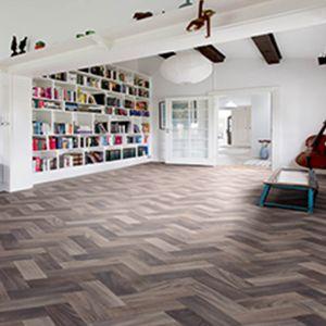 585 Non Slip Wood Effect Vinyl Flooring