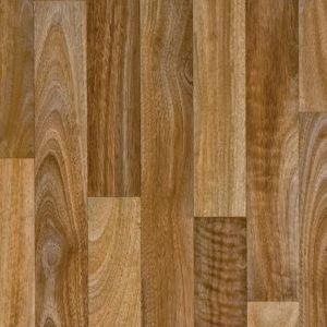 547 Non Slip Wood Effect Felt Back Vinyl Flooring