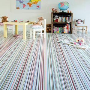 0075 Anti Slip Tile Effect Designer Vinyl Flooring