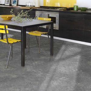 Sample of 909E Designer Stone Effect Non Slip Vinyl Flooring
