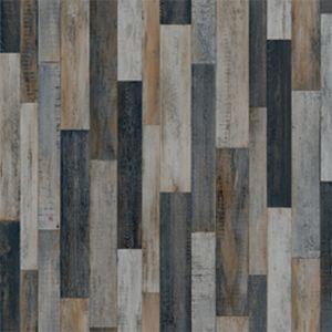 Surfside Wood Effect Non Slip Vinyl Flooring