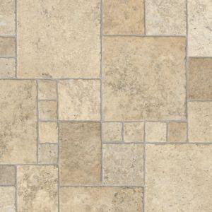 Sample of FFEP537T Stone Effect Anti Slip Vinyl Flooring
