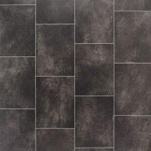 ASTB8409 Non Slip Tile Effect Vinyl Flooring
