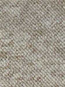 Melbourne 10 Cream Ivory Loop Carpet