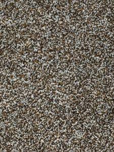 Pisa 12 Brown Beige Grey Bleach Cleanable Twist Pile Carpet