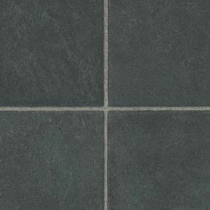 5501 Non Slip Tile Effect Vinyl Flooring