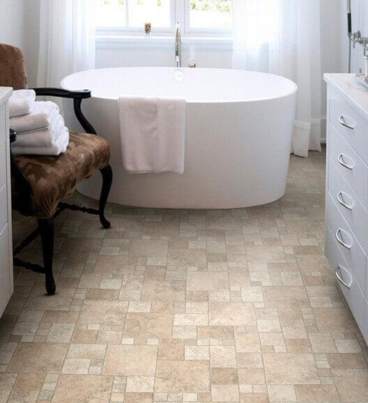 Stone Effect Flooring
