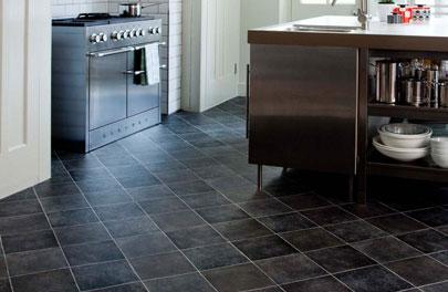 Tile Effect Flooring